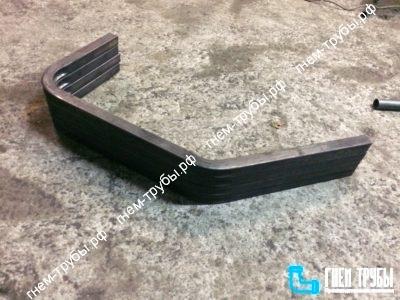 Изготовление ножек для мебели из кважратной стальной электросварной 30х30х2мм