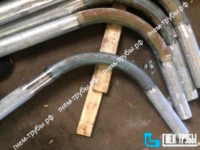 Кабель канал для закладных на строительный обьект из круглой трубы 89х4мм 1